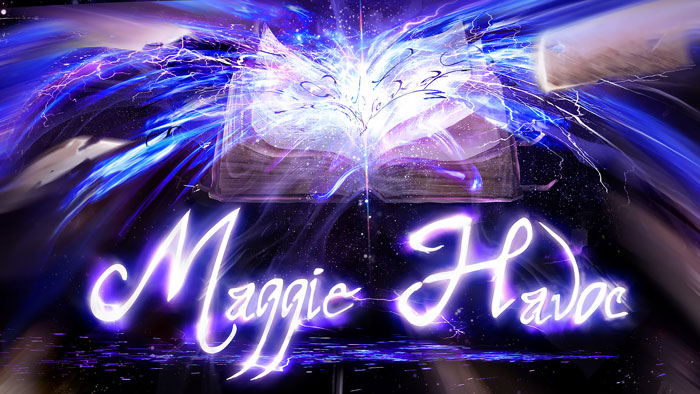 Maggie Havoc - dark fantasy author