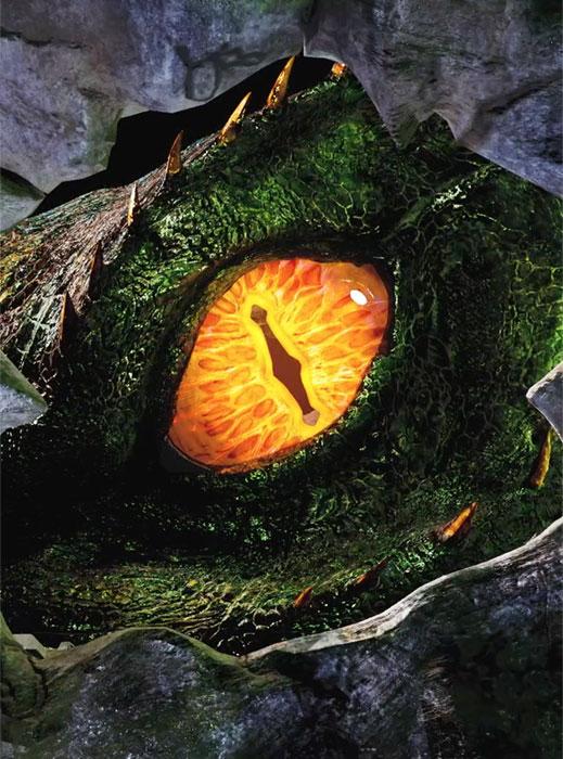 Maggie Havoc Book 2 Eyeball